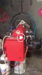 取暖1吨低氮安装完毕